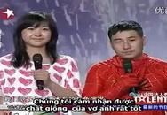 Chuyện tình cảm động ở China's Got Talent